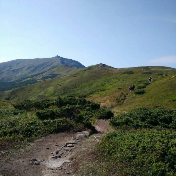 Походы в горы
