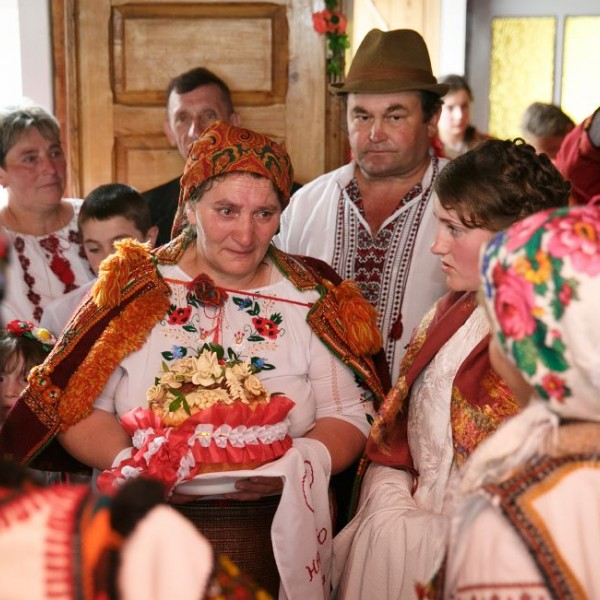 Hutsul wedding