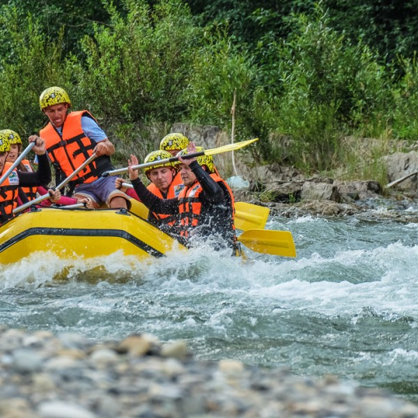 Rafting tour on Cheremosh river / 2 days